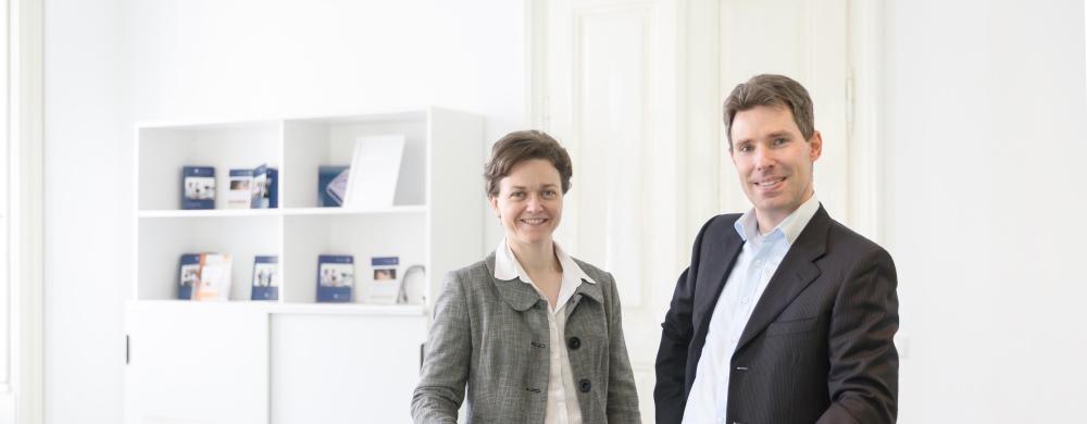 """Workshop der Franchise Convention des ÖFV zum Thema """"Online gegen Stationär"""" von Thomas Ollinger gemeinsam mit Co-Autorin Nina Ollinger"""