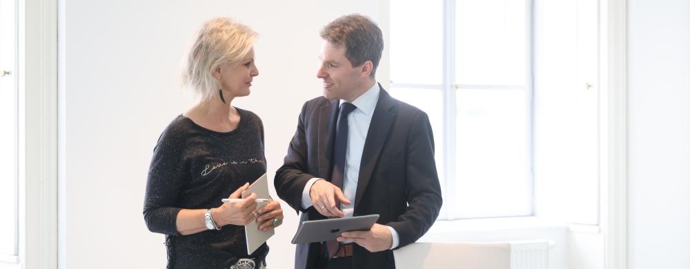 Unternehmensberater und Sachverständiger Thomas Ollinger Mitglied der ARGE proETHIK