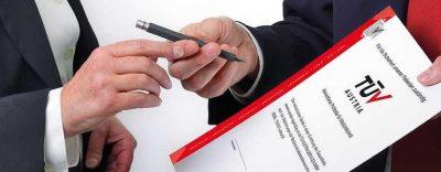 Unternehmensberater und Sachverständiger Thomas Ollinger nun auch zertifizierter Datenschutzbeauftragter